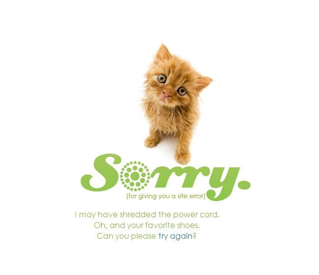 pagina 404 simpatica