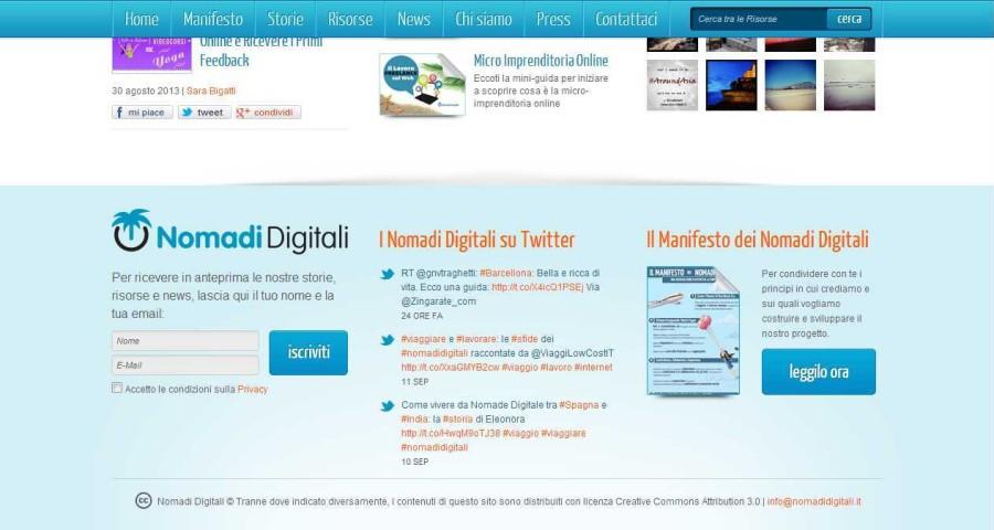 Nomadi Digitali - Quelli che girano il mondo, lavorando ovunque grazie a Internet