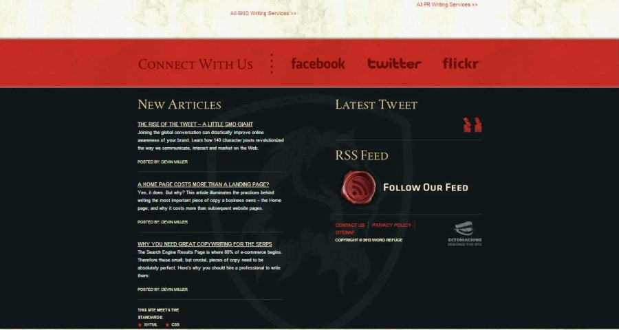 SEO Writing Service