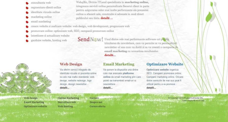 Web4Biz- Web Design, SEO, marketing online